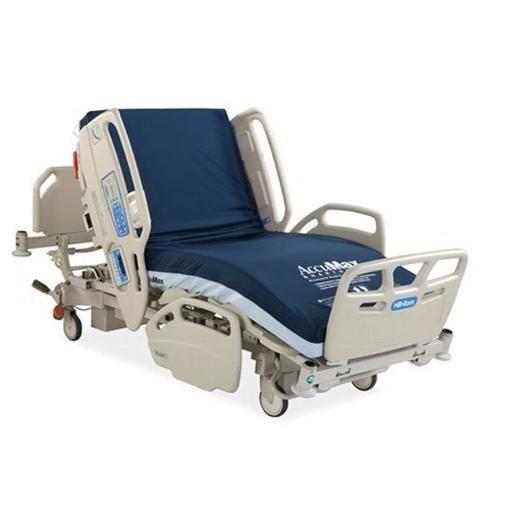 Careassist Es Medical Surgical Bed Hospital Bed Adjustable Beds Medical Equipment Storage