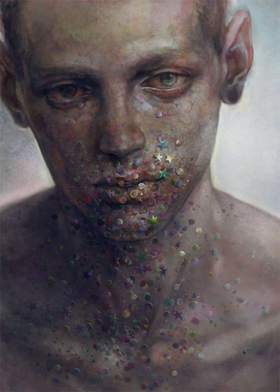 Ethereal Digital Paintings