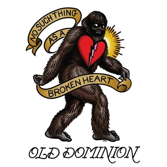 Old Dominion – No Such Thing as a Broken Heart acapella