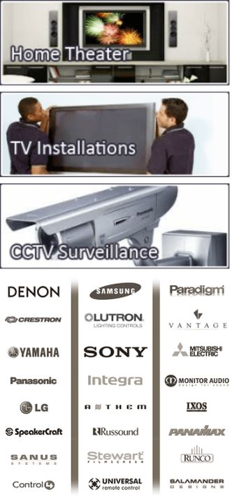 Home Theater Installers Provides Quality Audio Video Design And Installation Services For Both Residential And Bu Home Theater Tv Home Theater New Home Theatre