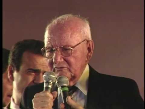 Pr. Rabelo fala em S. Paulo em 1993