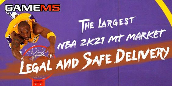 Buy NBA 2K21 MT