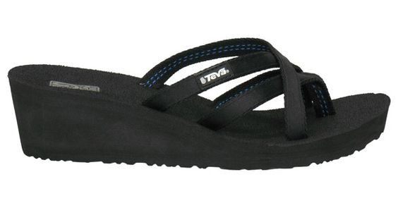 Womens Mush Mandalyn Wedge Ola 2 By Teva Footwear  www.backpackerqualitygear.com