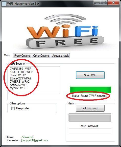 افضل 5 برامج اختراق الواي فاي للكمبيوتر والويندوز مجنون كمبيوتر Wifi Password Wifi Password Recovery Wifi