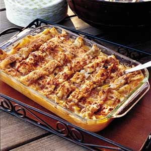 Pecan-Peach Cobbler from MyRecipes.com