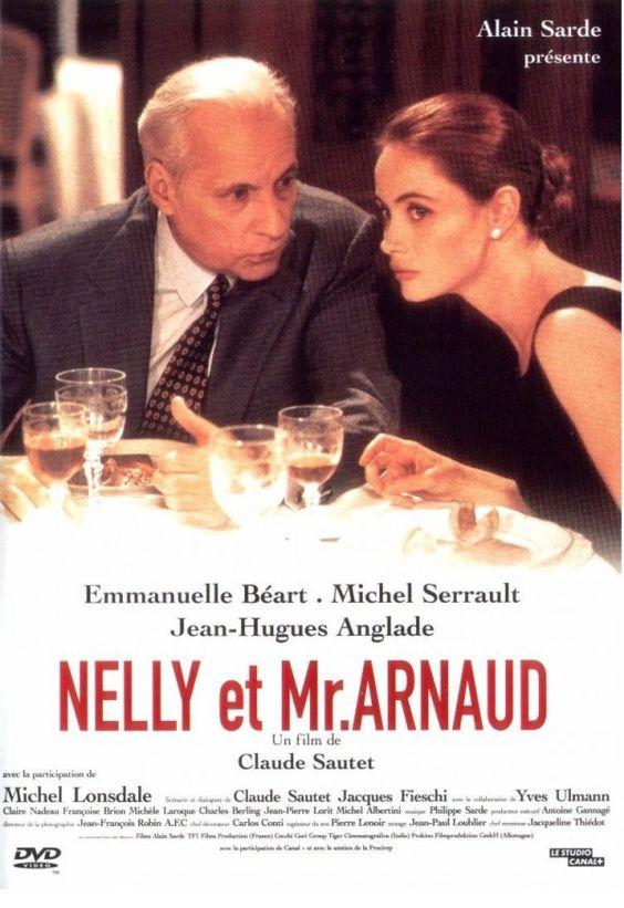 Affiche du film Nelly et Mr. Arnaud
