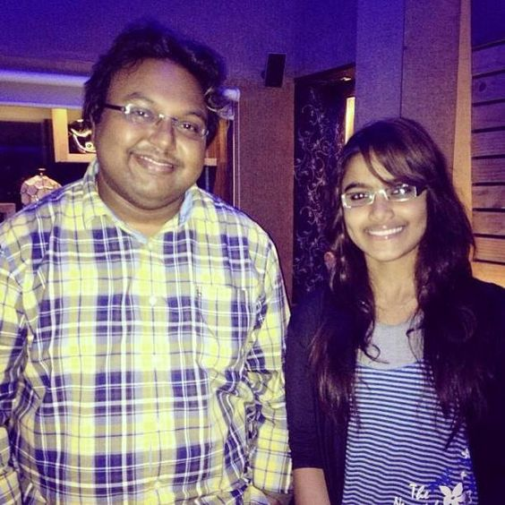 D. Imman and Rakshitha