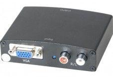 Convertisseur vga+audio vers hdmi