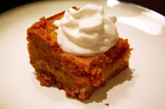 What Megan's Making » Pumpkin Gooey Butter Cake