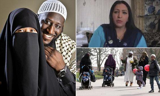 London businessman has three wives one is Cambridge graduate