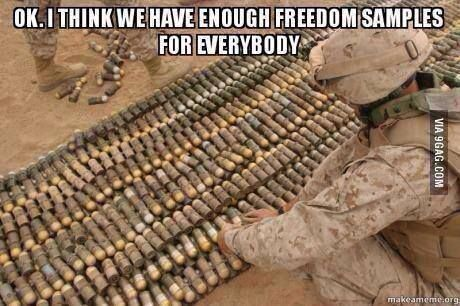 Freedom Samples