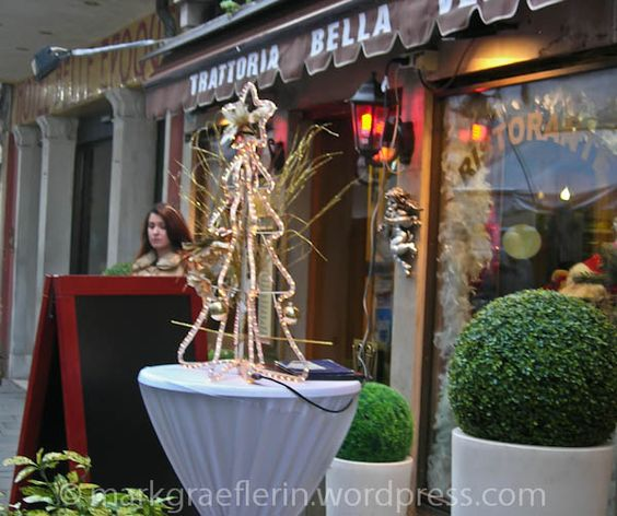 Bella Italia – Venezia – APEROL SPRITZ und Sarde in saòr
