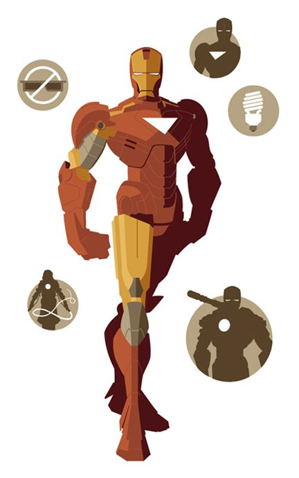 iron man 2 by strongstuff.deviantart.com
