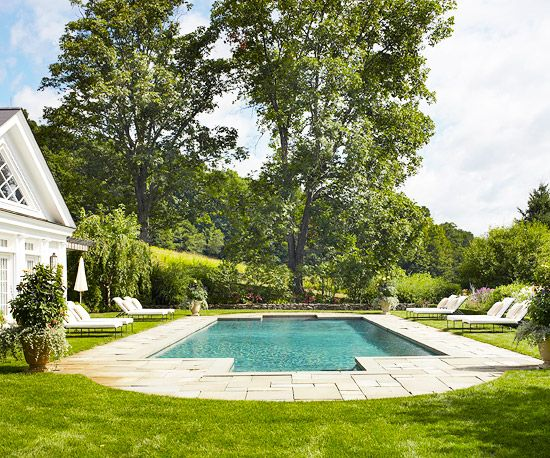Pool Landscaping Inspiration Beautiful Inspiration And