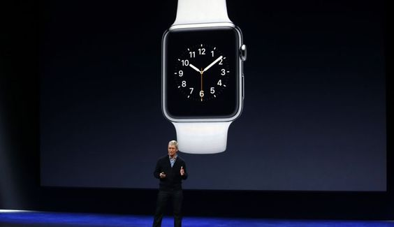 This Is the Apple Watch CEO Tim Cook Wears - Fortune