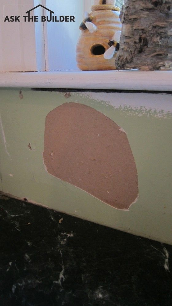 A Tear In The Drywall Paper Can Be Repaired Drywall Repair Can Be Done Without Replacing The Entire Sheet Of Drywa Diy Home Repair Drywall Repair Home Repairs