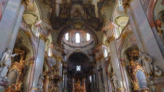 Czech Republic - Church of St. Nicholas in the Lesser Quarter