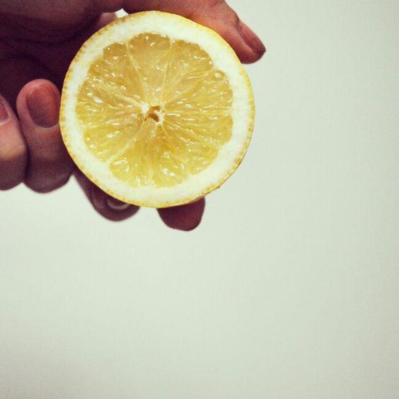 Lemon - Detox Water