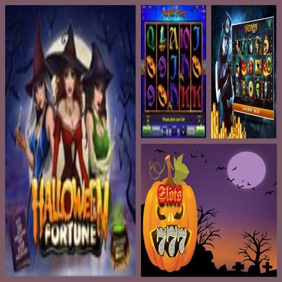 игровые автоматы играть хэллоуин