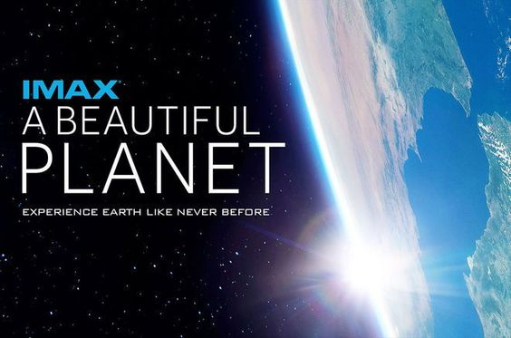 "Win 4 tickets to see the new IMAX film ""a beautiful planet"" at the California Science Center, plus a plant growing kit and reusable bag!"