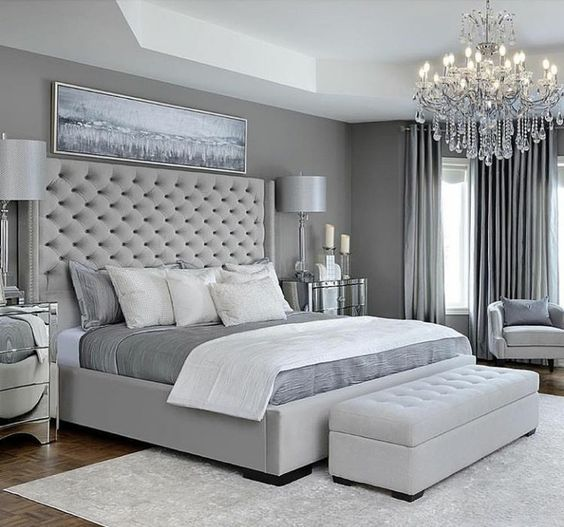 Why You Must Paint Your Bedroom Grey Grey Bedroom Design Simple Bedroom Design Simple Bedroom Pinterest bedroom ideas modern