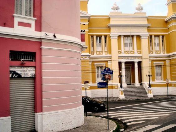 Centro Histórico - Cidade Baixa - Vardouro. #João Pessoa - Paraíba - Brasil. O paraíso é aqui!