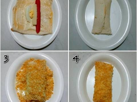 Resep Risol Roti Tawar Sosis Mayonnaise Oleh Asih Nurlitasari Resep Makanan Rotis Resep