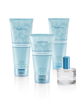 Mary Kay® Simply Cotton® Eau de Toilette - $25 and Under - Catalog - Mary Kay