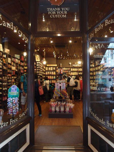 牛津糖果店 Mr Simms Olde Sweet Shoppe | ㄇㄞˋ點子靈感創意誌