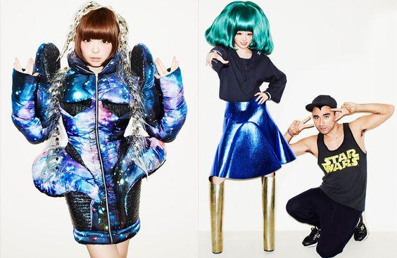 Dazed #Fantasia – Guest edited by Nicola Formichetti   models.com MDX