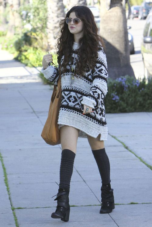 Love this outfit!!! and love her.