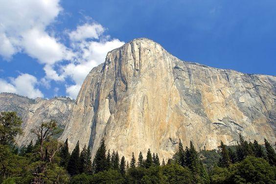 rock climbing yosemite national park | El Capitan, Yosemite National Park, California, USA