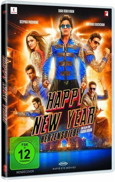 Dvd Happy New Year Herzensdiebe Filme Neue Filme Komodie Filme