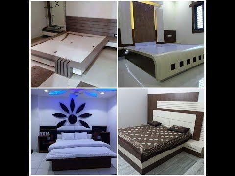 Modren Bed Design New Bedroom By Wood Working Idea Youtube
