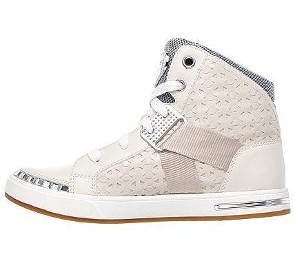 Skechers Kids' Shoutouts Bling Beauties Sneaker Pre/Grade School Shoes  (Light Pink)