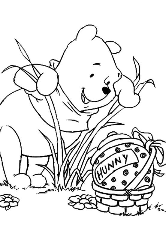 Print Coloring Image Momjunction In 2020 Easter Coloring Pictures Easter Coloring Pages Disney Coloring Pages
