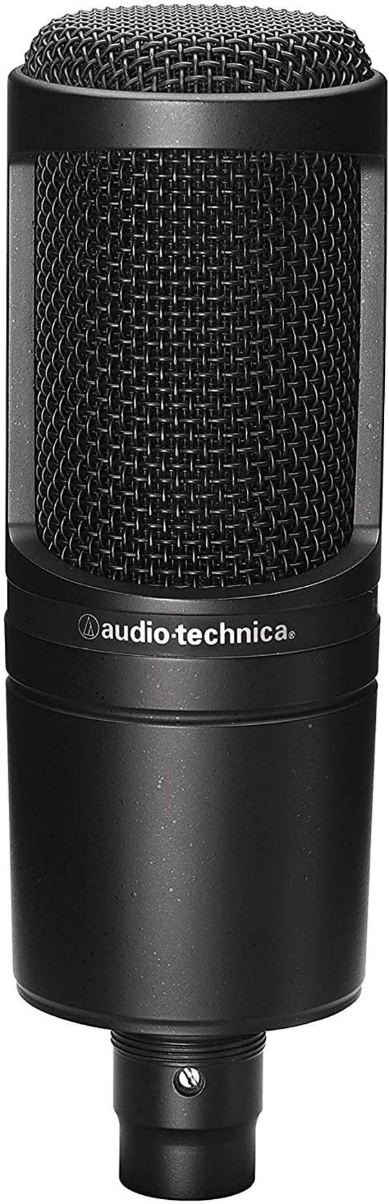 Cardioid Condenser Studio Xlr Microphone Black Ideal For Etsy In 2021 Audio Technica Microphone Microphones