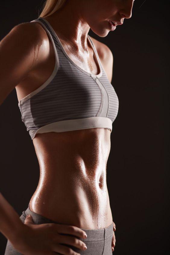 Können Sie beim Abnehmen Muskeln aufbauen?