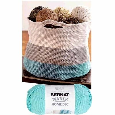 Bernat Maker Home Dec Yarn Crochet Pinterest Yarns