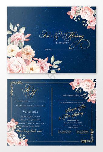 Wedding Invitation Card Beautiful Invitation Template For Happy Day Luxury Invitation Card Design Ai Free Download Pikbest Invitation Card Design Wedding Invitation Cards Luxury Invitation Card