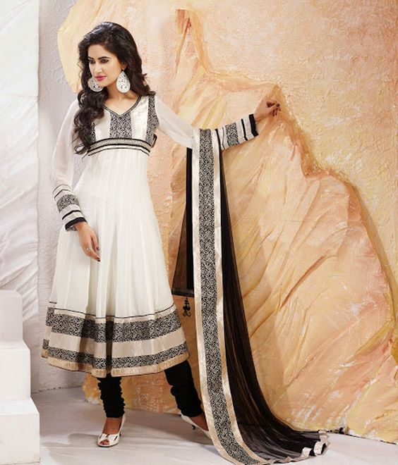 Gorgeous Anarkali Design Ready Made suits!!! Amazing designs at affordable prices! @Chohanfashions