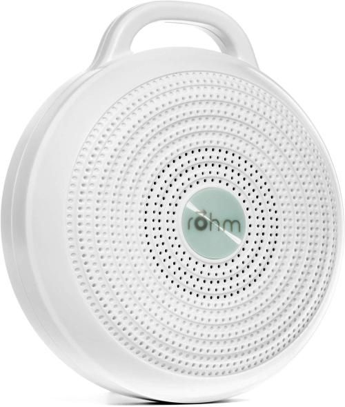 Marpac Rohm Portable White Noise Machine For Travel 3 In 2020