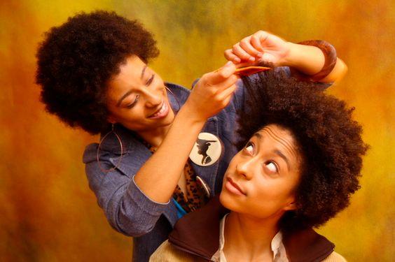 Regarding the Afro as Art
