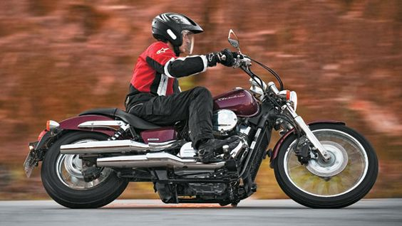 Honda Shadow 750: sonho de consumo :)