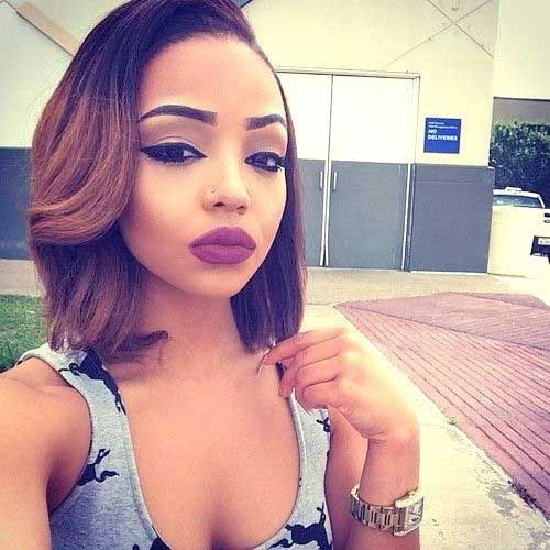 Terrific African Americans American Shorts And Short Hairstyles On Pinterest Hairstyle Inspiration Daily Dogsangcom