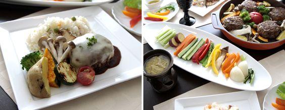 盛り付け ワンポイントレッスン http://www.iris-kurashi.com/kitchen/hayasaka/32.asp