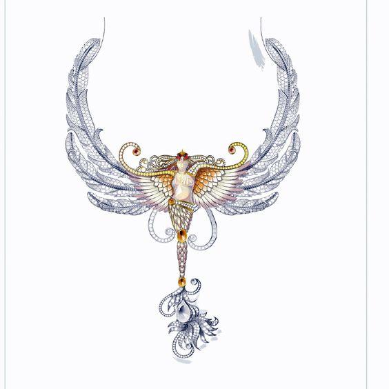 Art Nouveau : René Lalique inspire le créateur Quentin Obadia