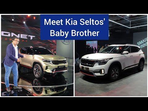 Kia Sonet Vs Seltos What S Same What S Not Youtube In 2020 Kia Baby Brother Youtube