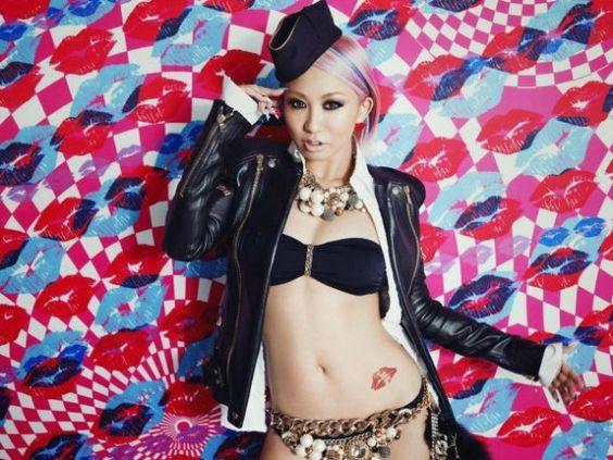 倖田來未さんのタトゥーをご紹介!腰の「蝶(バタフライ)」の意味とは?
