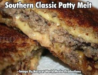 Classic Patty Melt Recipe — Dishmaps
